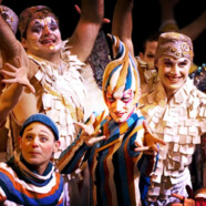 Getting Into a Cirque Du Soleil Audition