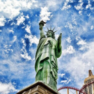 Lady Liberty Reopens For 4th of July